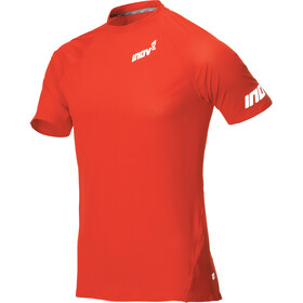 inov-8 Base Elite - Camisas Ropa interior Hombre - rojo